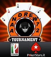 Benvenuto nel gruppo degli utenti di IPF che frequentano i tornei privati su Pokerstars.it organizzati da Andrea Sterpa.