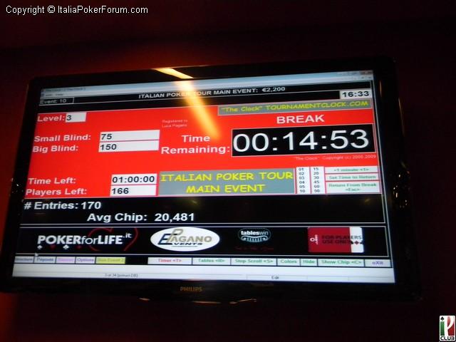 Italia poker forum password