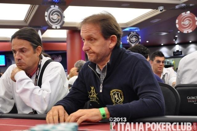 Dario colombo poker